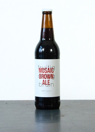 LMNOP Mosaic Brown Ale